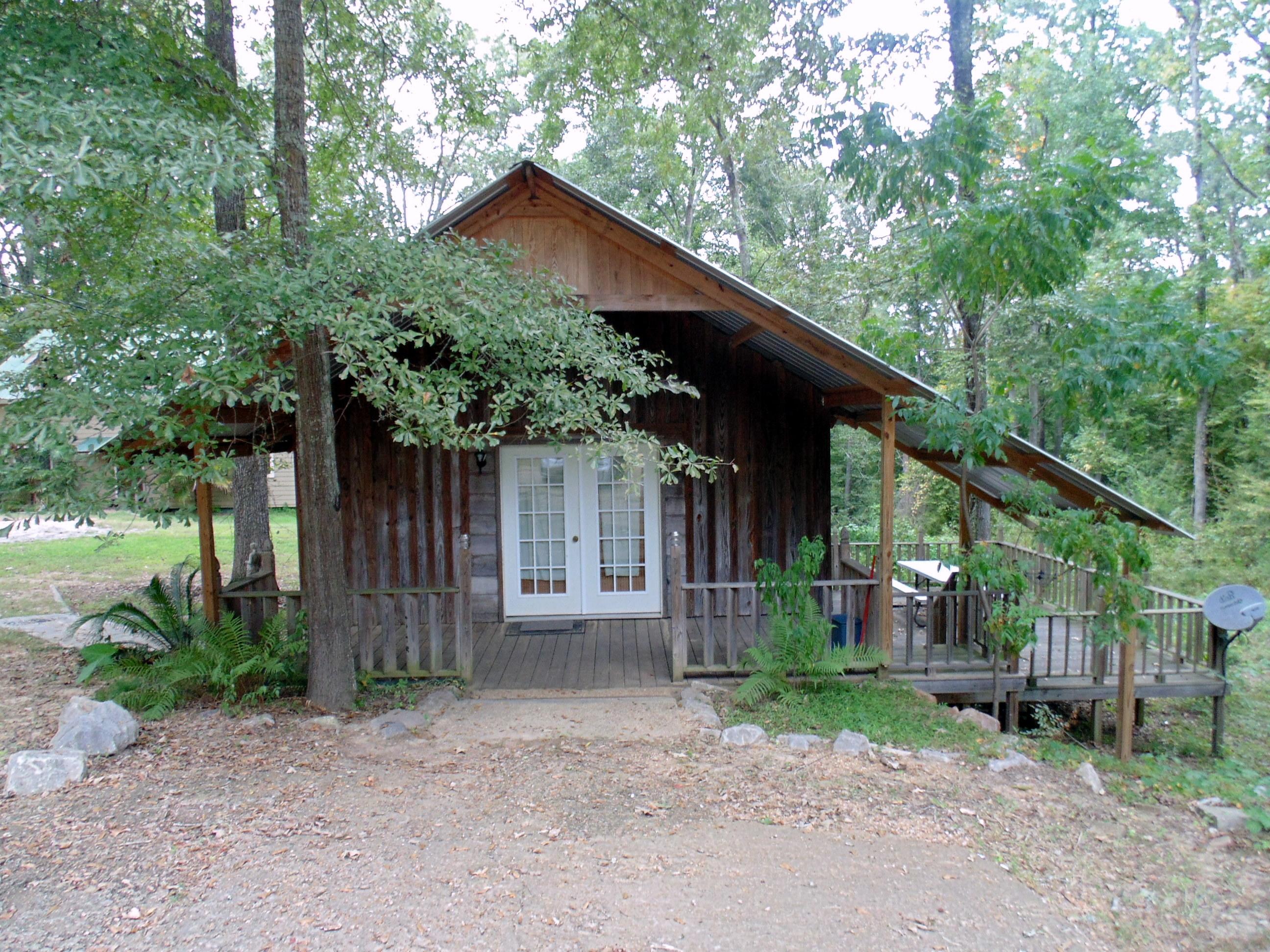 Exceptionnel Natchez Cabin Rental