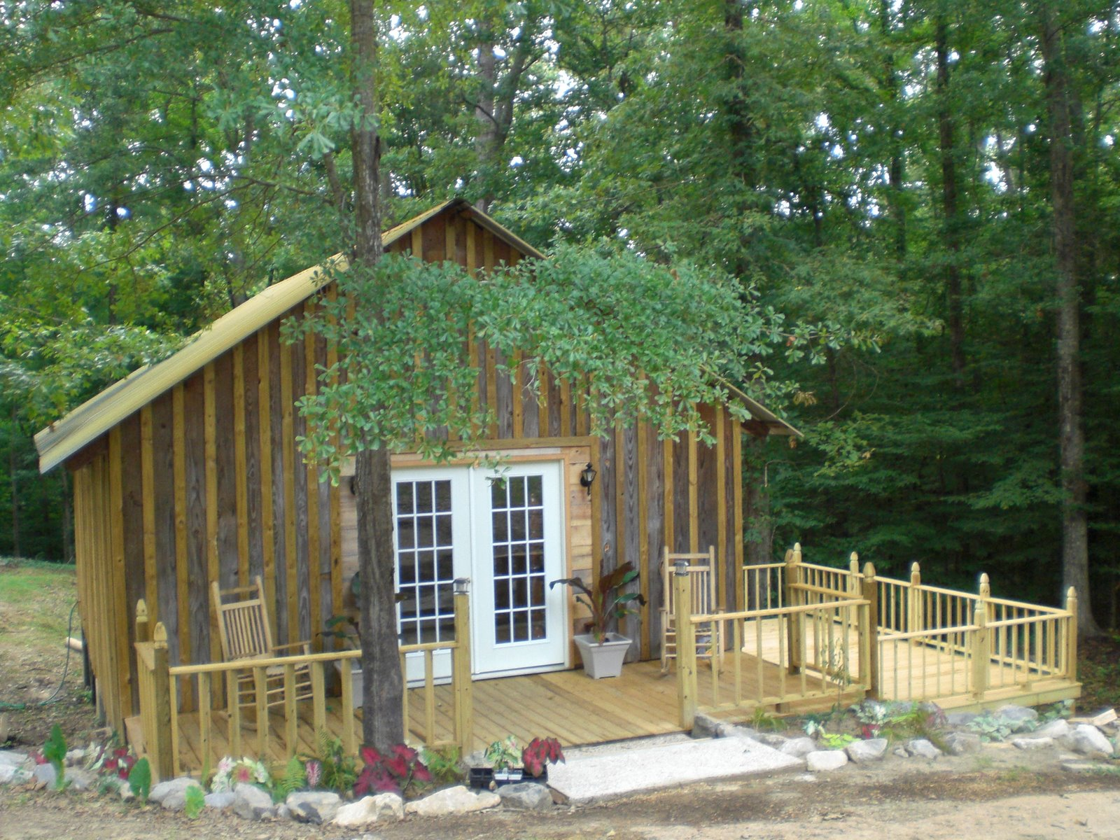 natchez cabin rental
